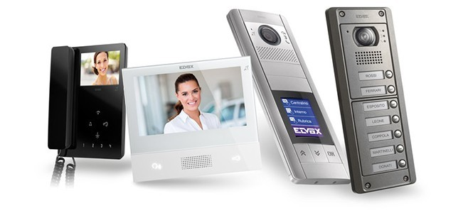 Audio & Video Intercoms