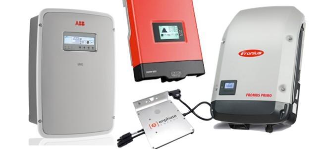 Inverter fotovoltaik